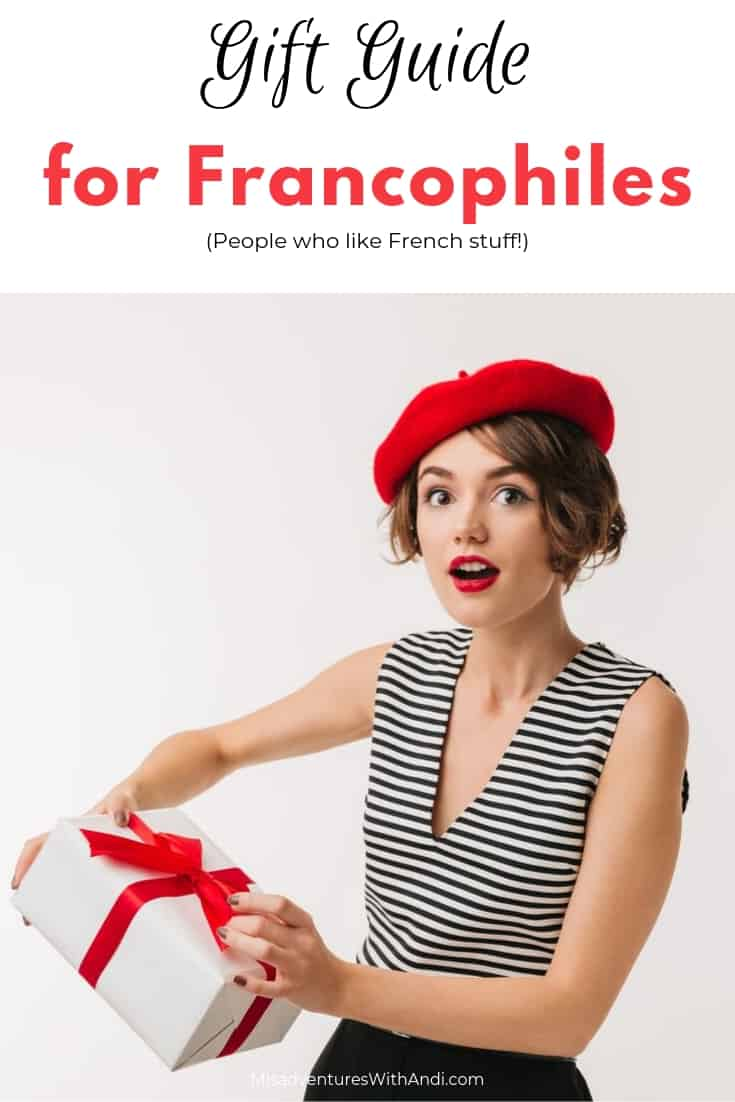 Gift Guide for the Francophile in Your Life
