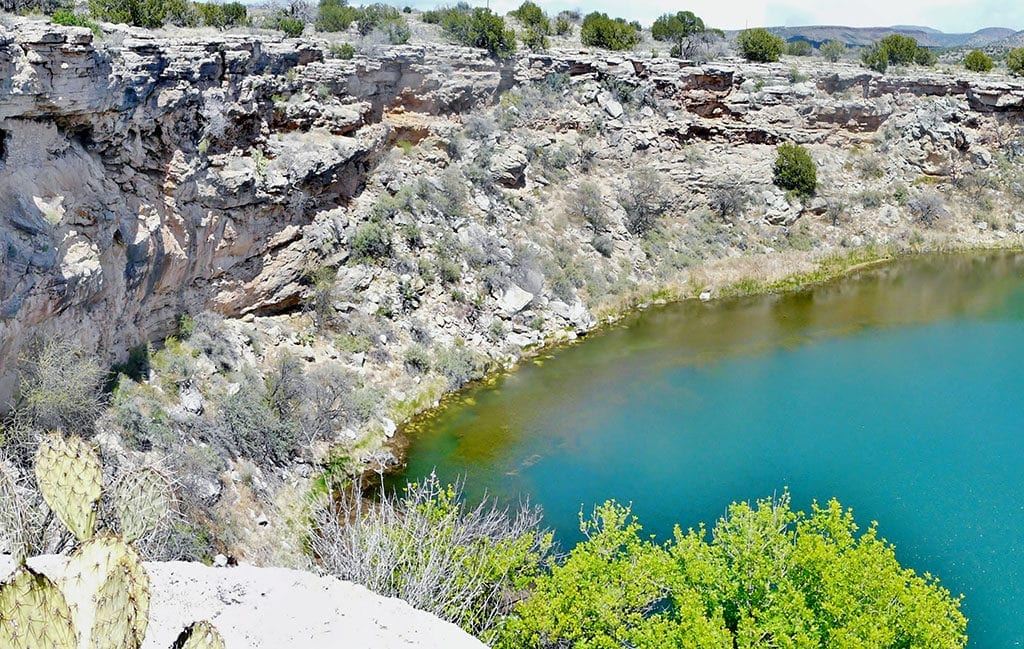 The 50 Best Day Trips from Phoenix - Montezuma Well National Monument Arizona