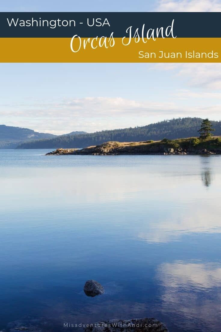 Orcas Island - San Juan Islands Washington USA