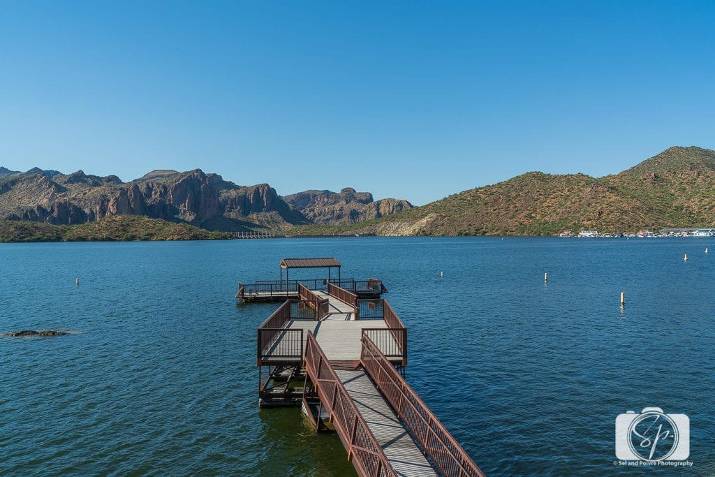 The 50 Best Day Trips from Phoenix - Saguaro Lake Arizona