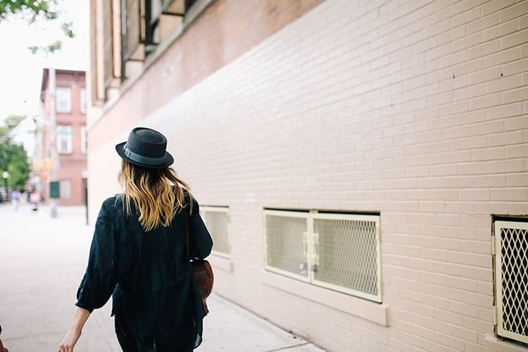 Solo Traveling Doesn't Necessarily Mean Alone