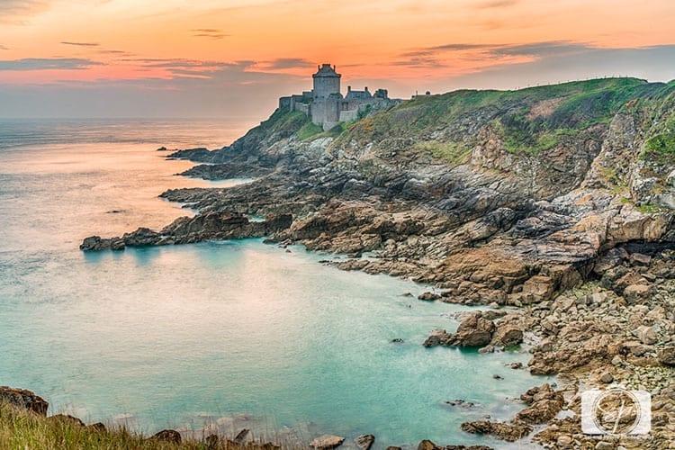Cap Frehel and Fort La Latte - Along Brittany's Emerald Coast