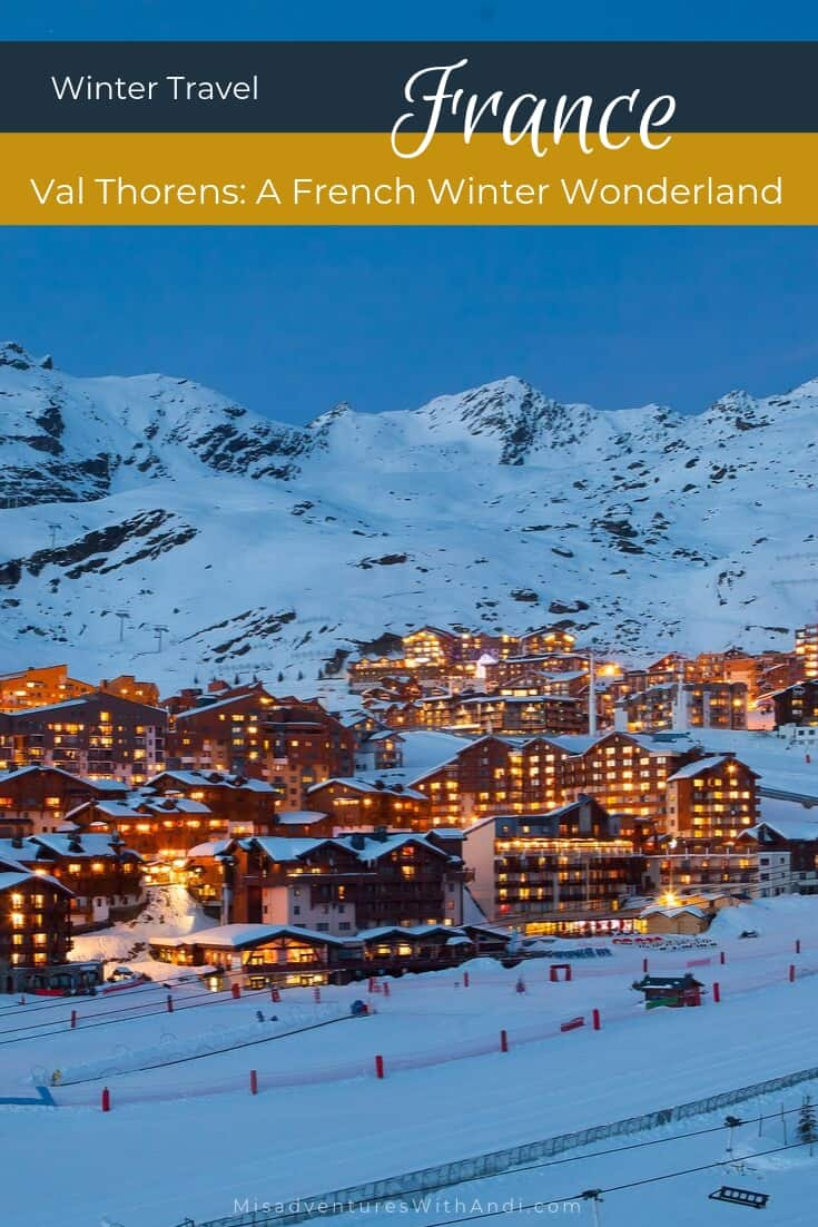 Val Thorens: A French Winter Wonderland