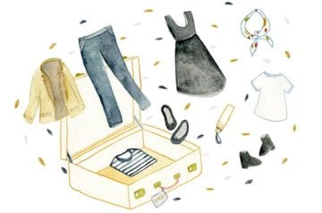 What to Wear in Paris - 5 Tips for How to Pack for Paris