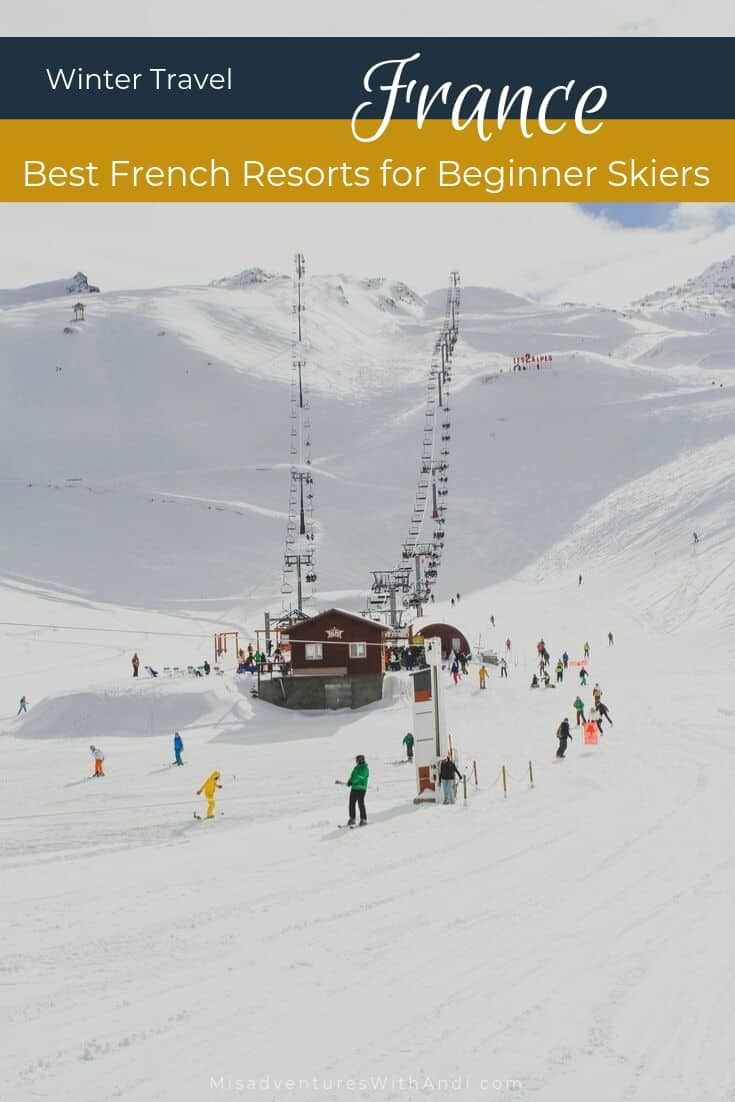 Winter Travel France - Best French Resorts for Beginner Skiers