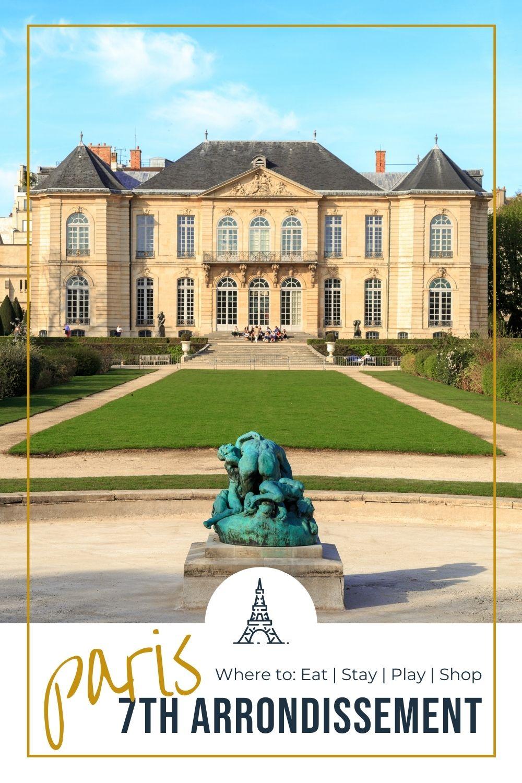 rodin museum in paris