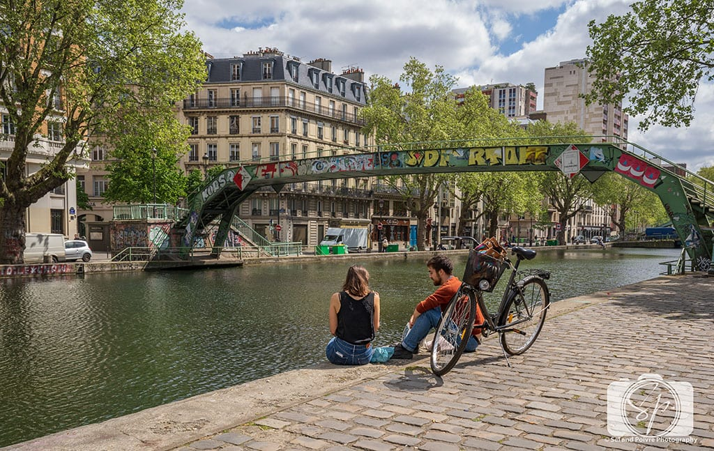 Paris Canal St Martin 10