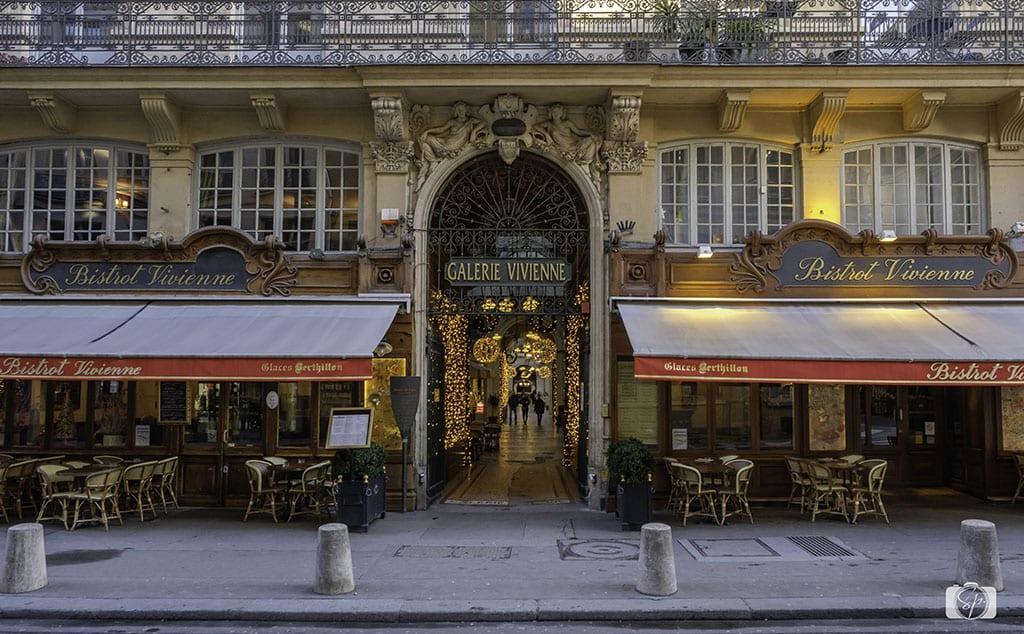 Paris Galerie Vivienne