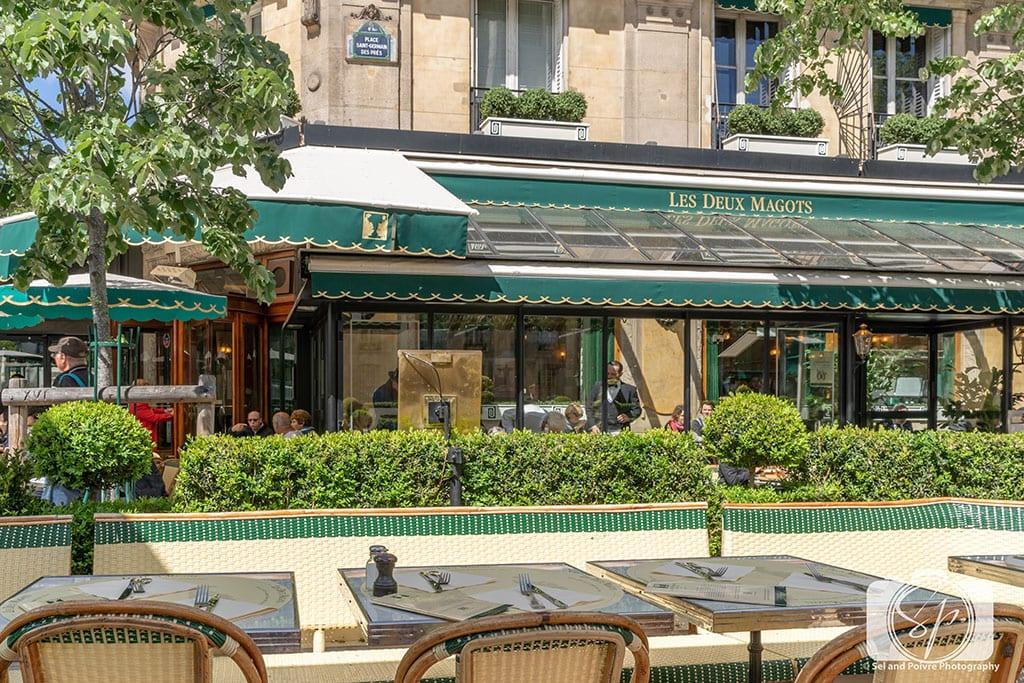 Paris Les Deux Magots
