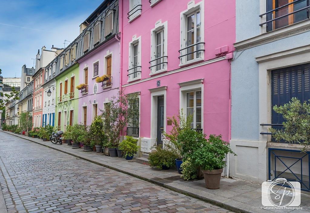 Paris Rue Crémieux 12