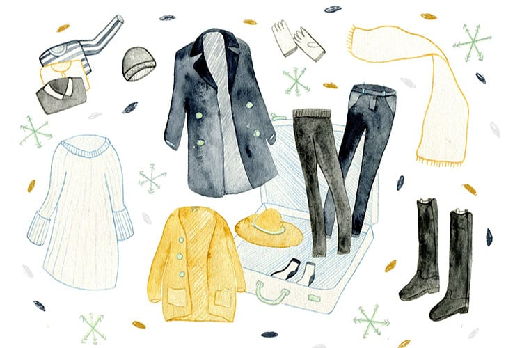 Packing for Paris in Winter hero