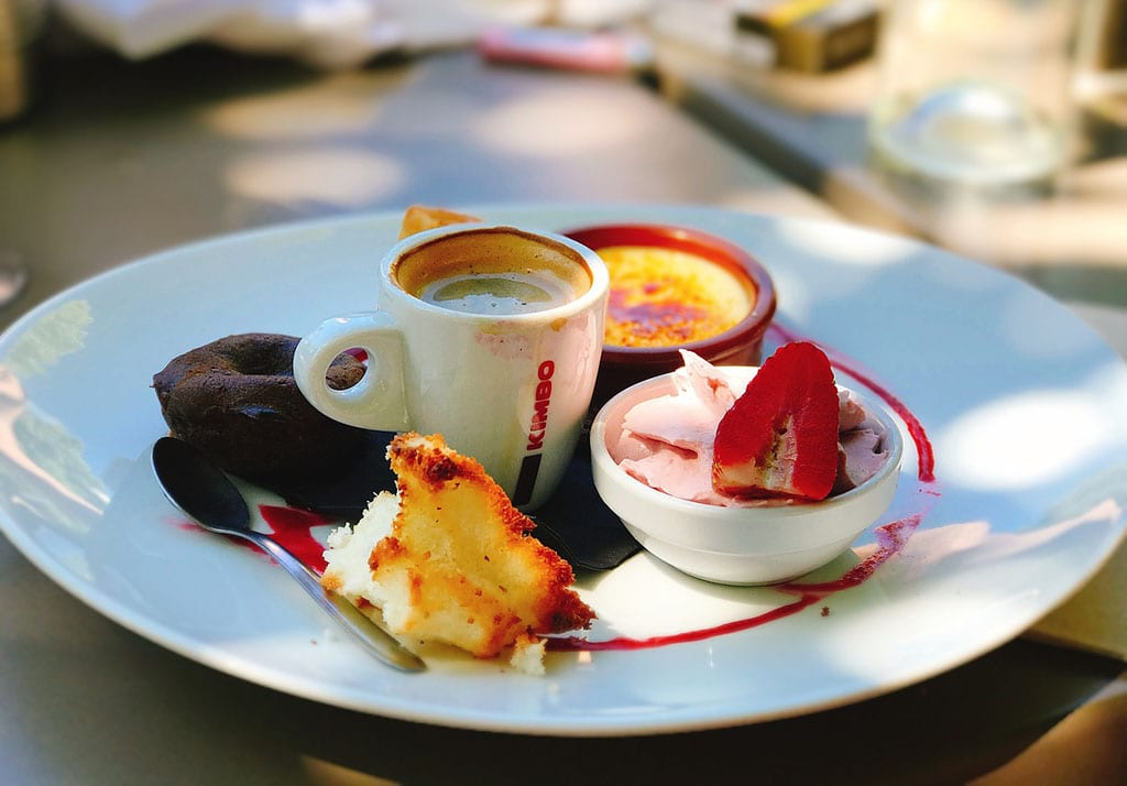 Café Gourmand France