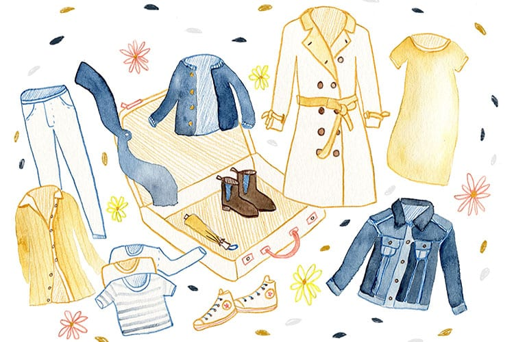 What to Wear in Paris- Tips for Packing for Paris in the Spring