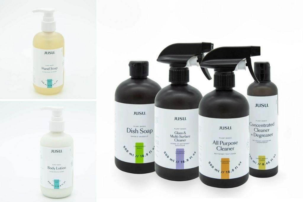 Jusu Wellness Products