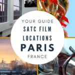 Paris Sex and the City Film Locations