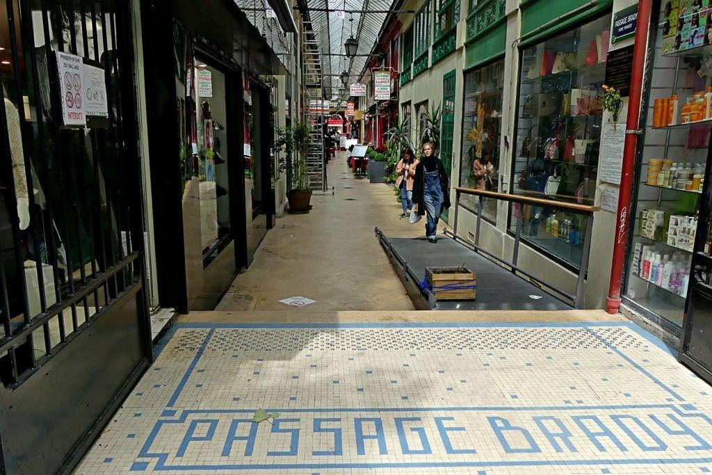 Passage Brady Paris