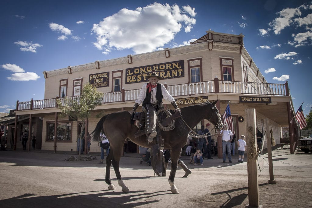 Tombstone Arizona a Day Trip from Tucson