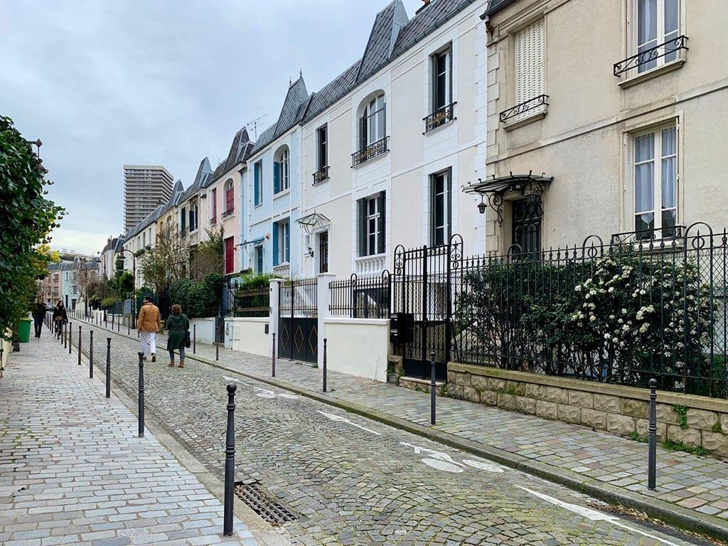 Butte aux Cailles Paris 13th Arrondissement