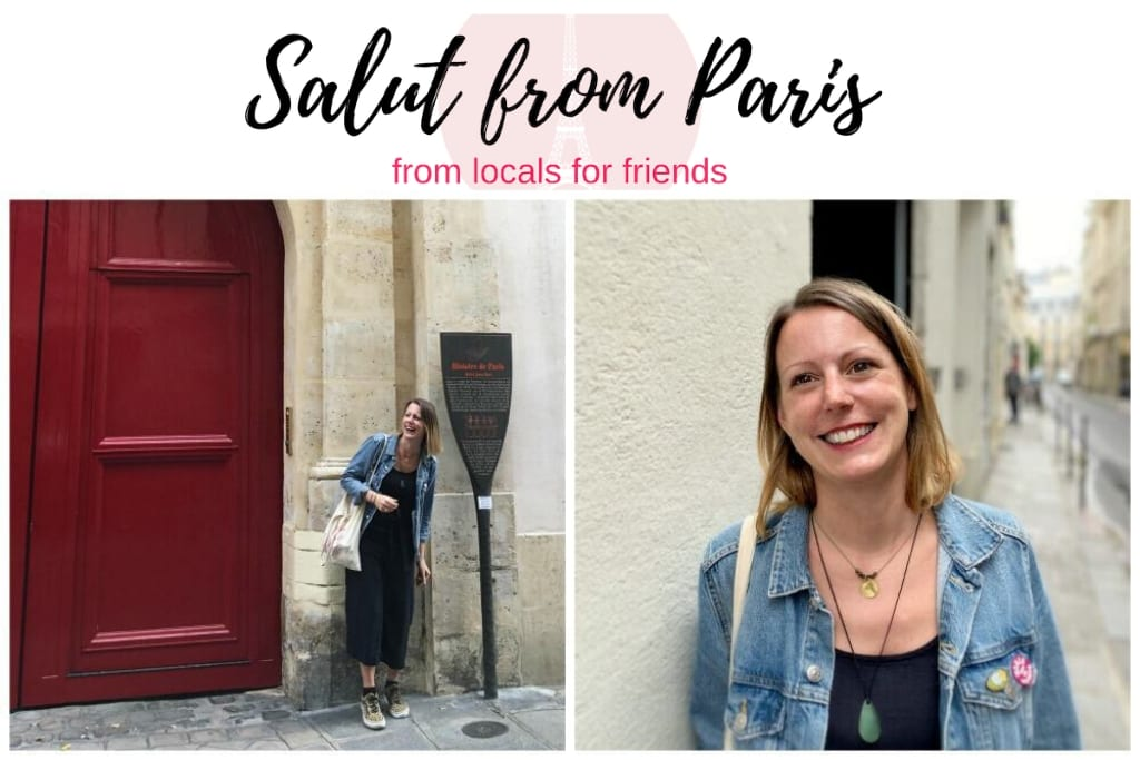 Lena from Salut from Paris