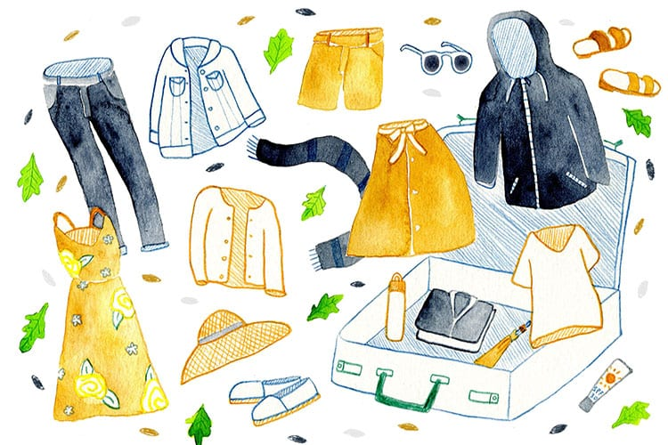 What to Wear in Paris- Tips for Packing for Paris in the Summer