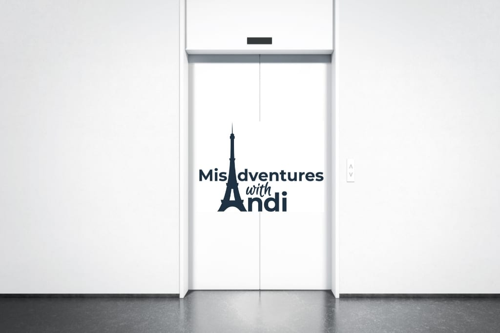 Misadventures with Andi Elevator Pitch