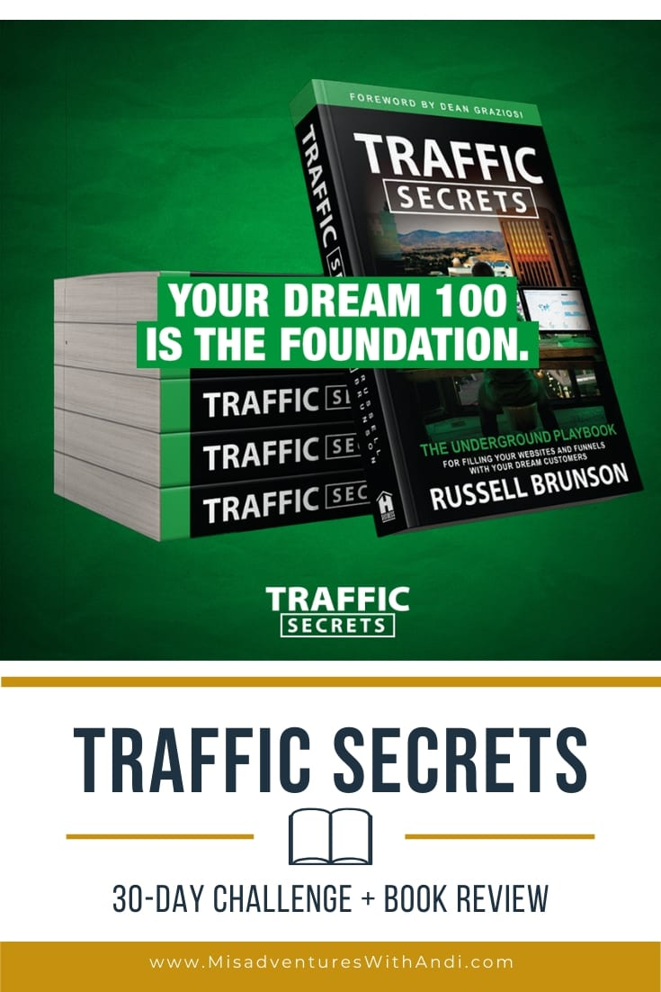 Traffic Secrets Book Review - How To Attract Your Dream Customer
