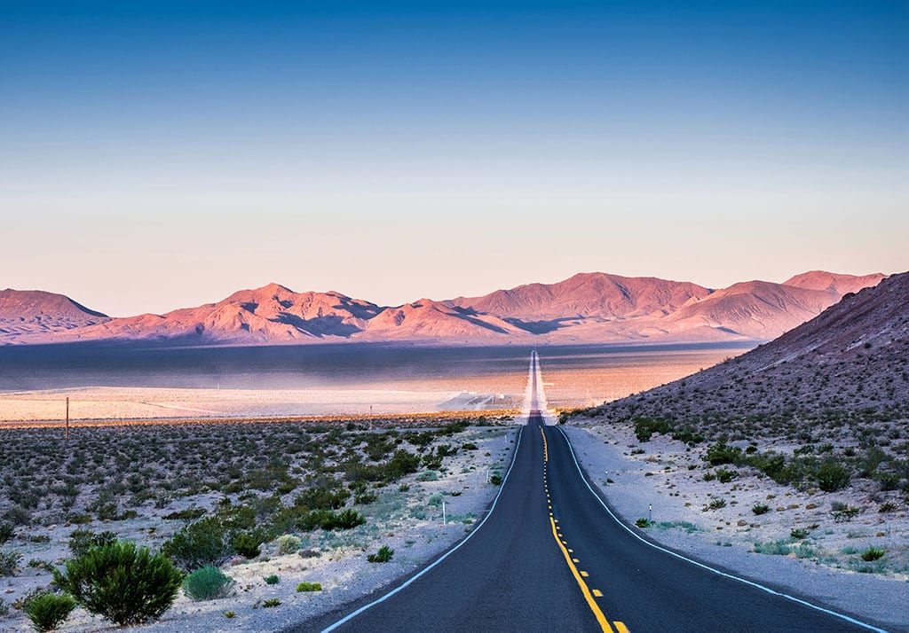 Beatty Nevada USA