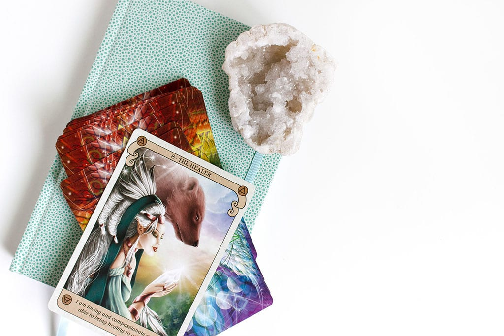 Becoming More Spiritual - Exploring with Tarot Cards