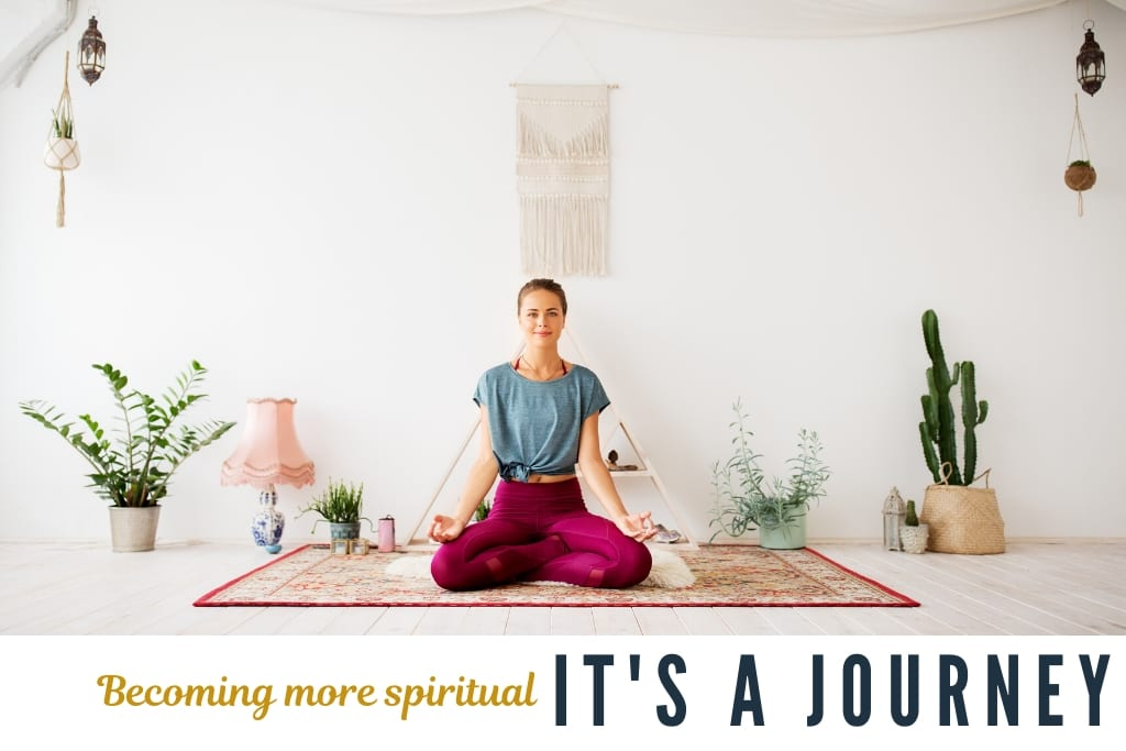 Becoming more spiritual hero