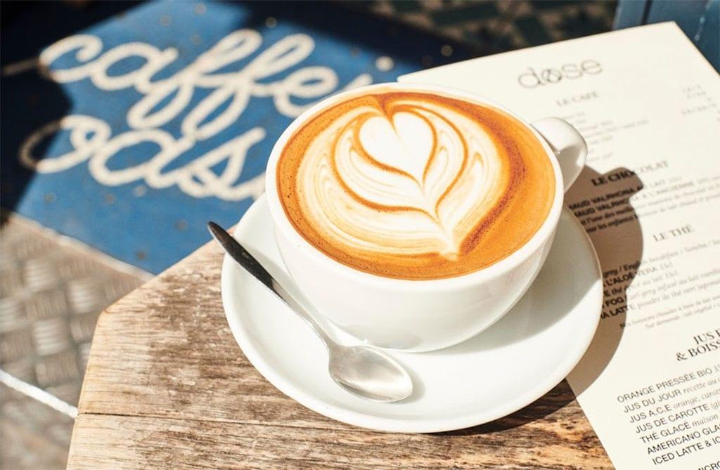 Dose Coffee in Paris 17th Arrondissement