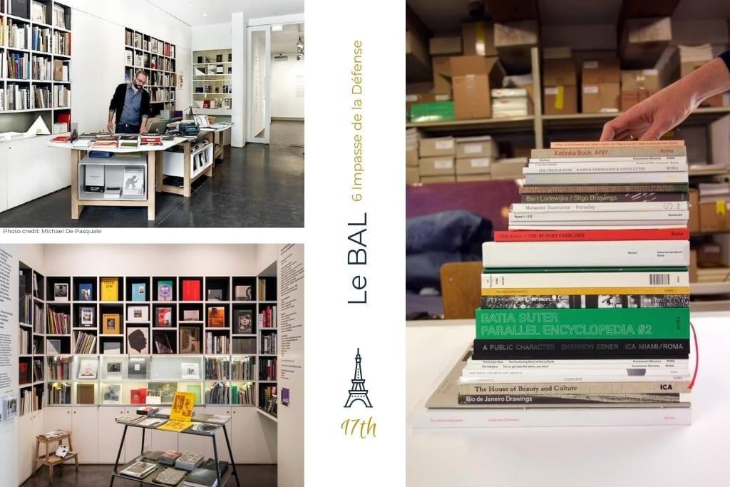 Le BAL Paris 17th Arrondissement
