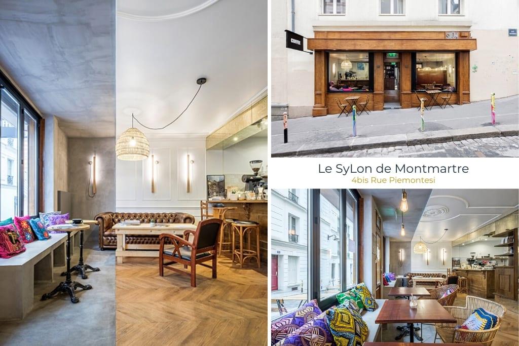 Le SyLon de Montmartre in the 18th