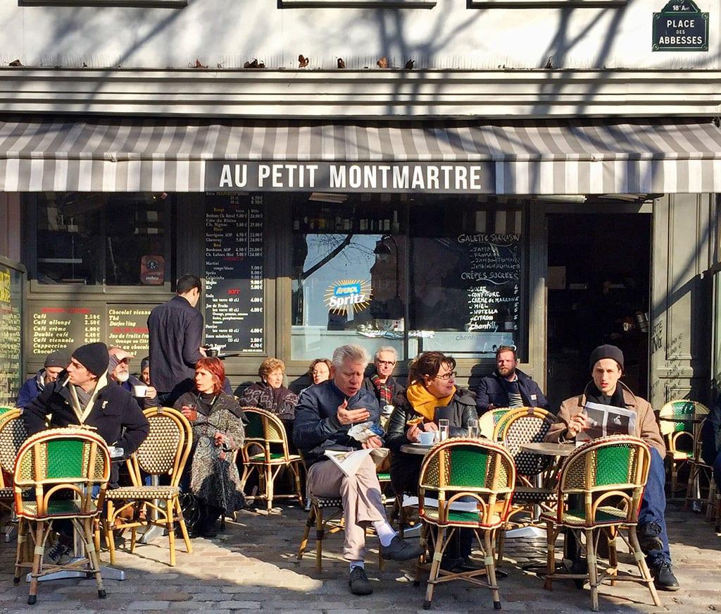 Paris 18th Arrondissement_Au Petit Montmartre