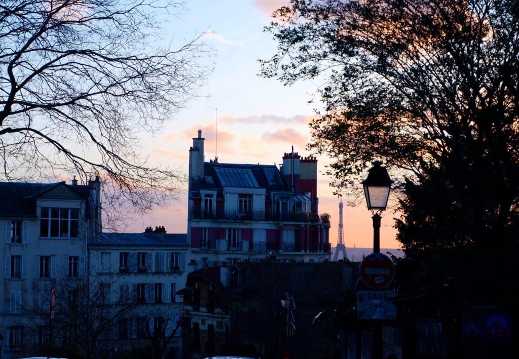 Paris 18th Arrondissement_Montmartre Views