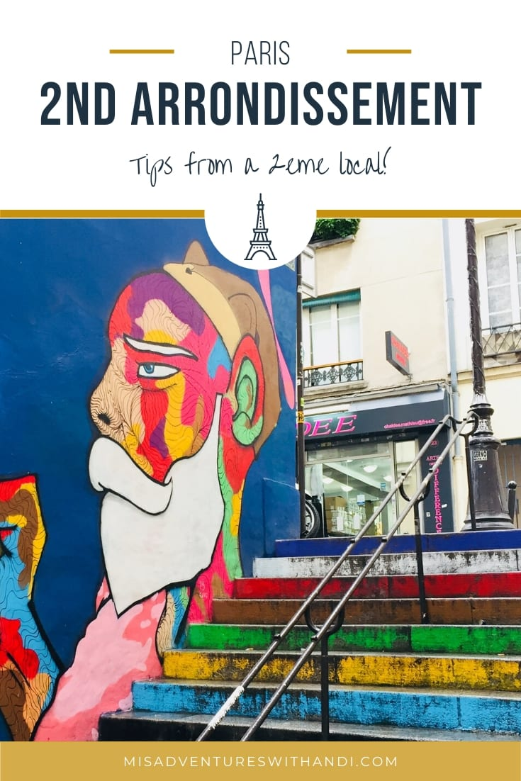 Local Guide to Paris 2nd Arrondissement