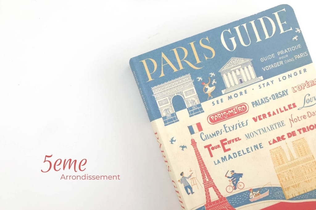 Paris Guide 5eme Addresses