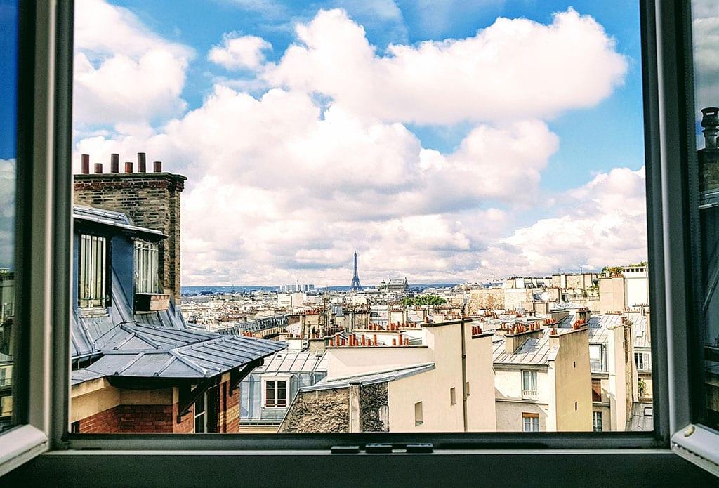 Paris Out Your Window