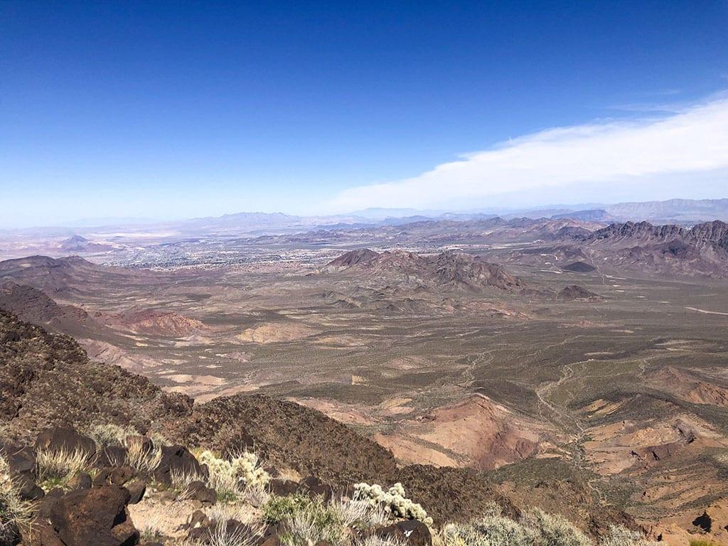 Sloan Canyon Nevada USA