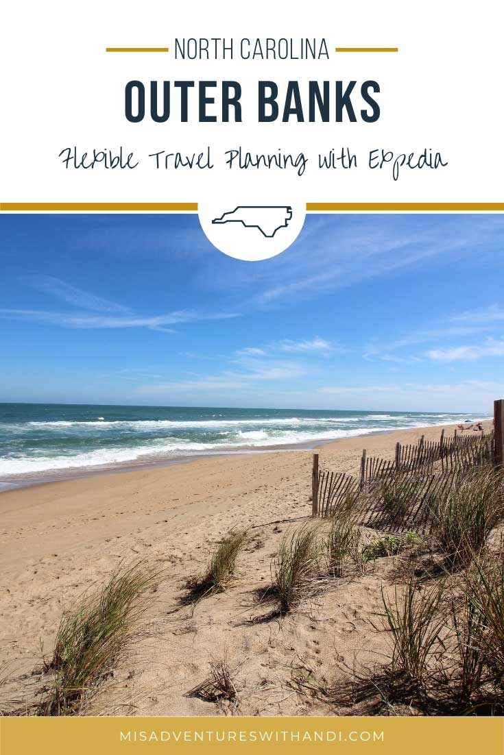 Adventures in the Outer Banks - Flexible Travel Planning with Expedia