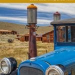 Bodie Goldmining Ghost Town California USA