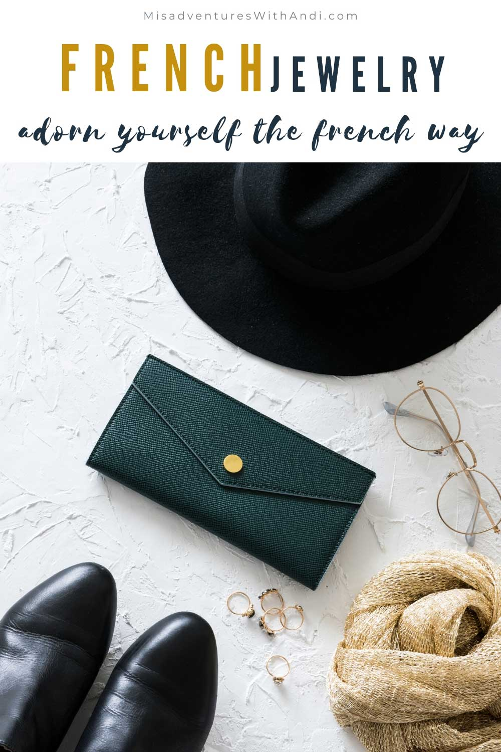 French Jewelry Style – Adorn Yourself the French Way