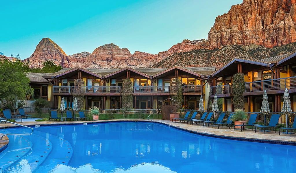 Hotel Near Zion National Park_Desert Pearl Inn Springdale Utah USA