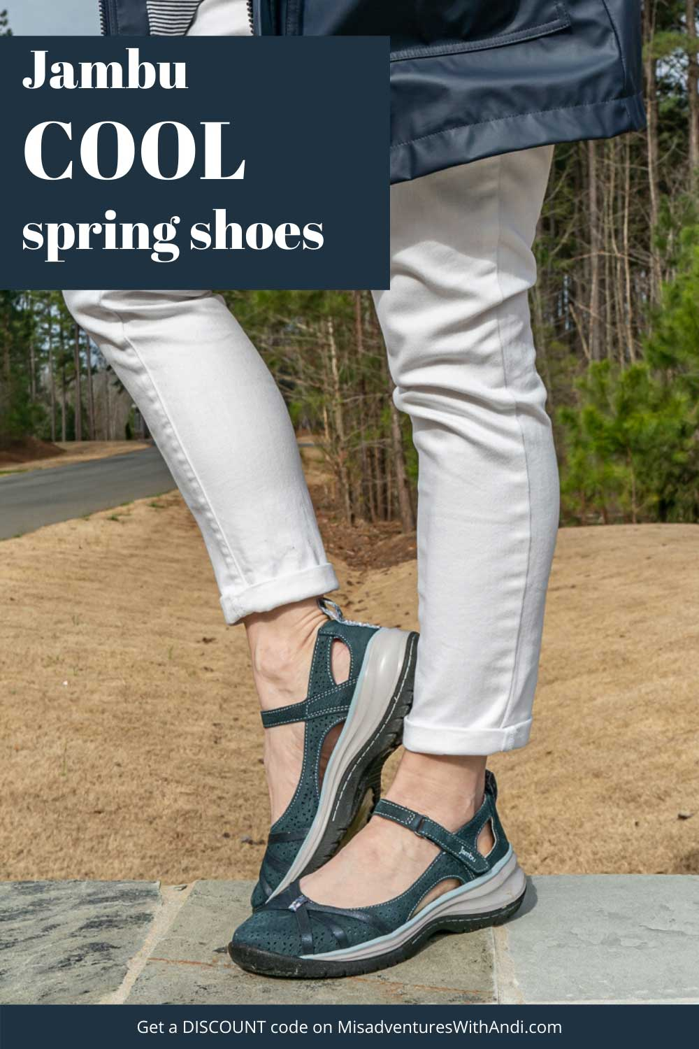 Jambu comfortable travel shoes for spring