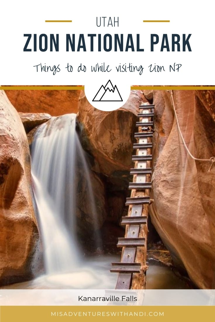Things to do while Staying near Zion National Park Utah USA