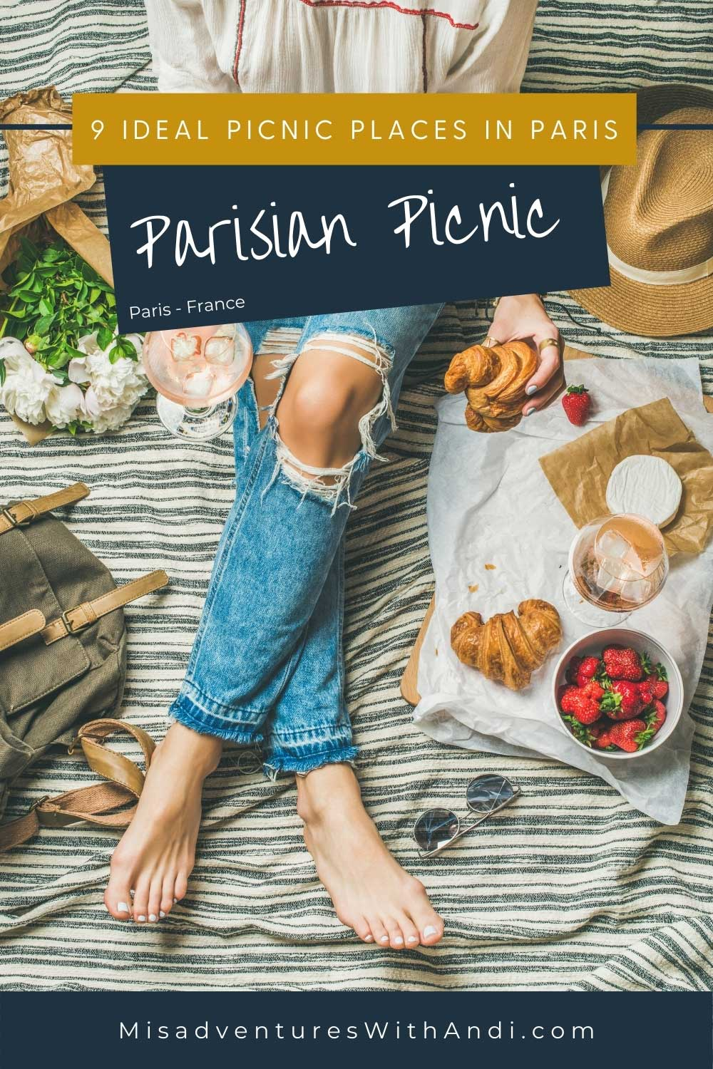 A Parisian Picnic: 9 Ideal Picnic Places in Paris