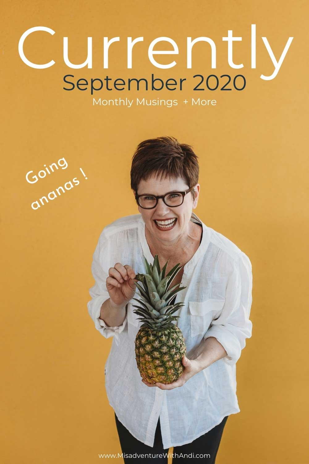 Currently September 2020 - Monthly Musings