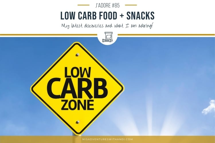 Jadore 85 - Low Carb Foods and Snacks