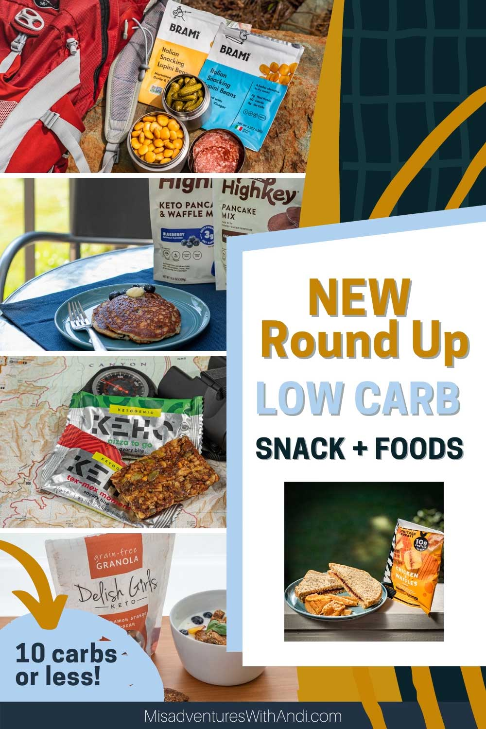 J'adore #85 - Low Carb Lifestyle Food and Snacks Round-Up