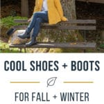 Cool shoes for fall and winter - Jambu Eagle