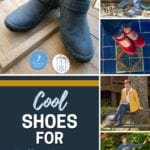 Cool shoes for fall and winter - Jambu & Co